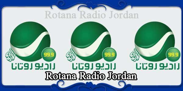 Rotana Radio Jordan