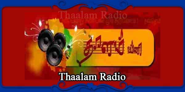 Thaalam Radio