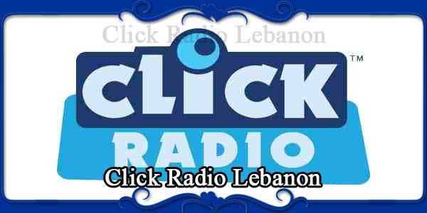 Click Radio Lebanon