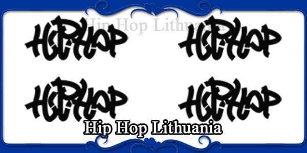 Hip Hop Lithuania