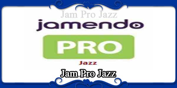 Jam Pro Jazz