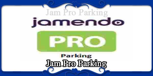 Jam Pro Parking