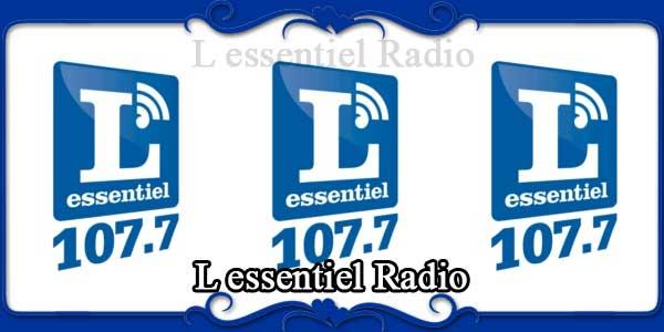 L essentiel Radio