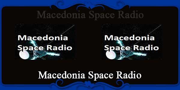 Macedonia Space Radio