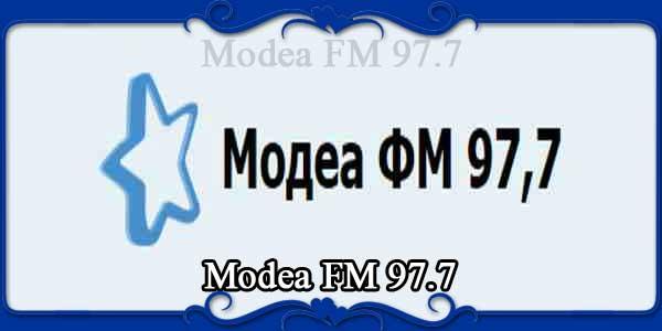 Modea FM 97.7