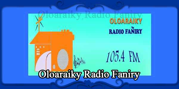 Oloaraiky Radio Faniry
