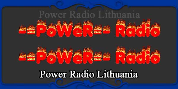 Power Radio Lithuania