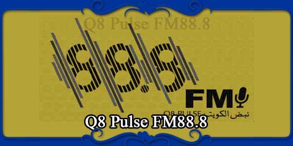 Q8 Pulse FM88.8
