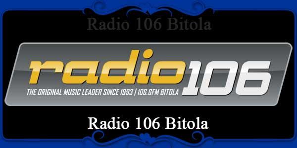 Radio 106 Bitola