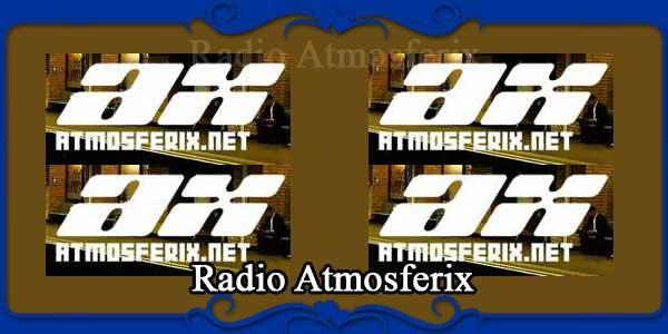 Radio Atmosferix