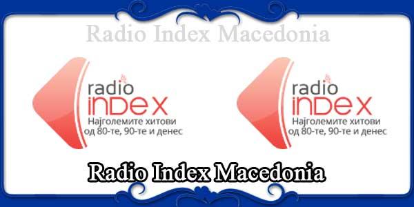 Radio Index Macedonia