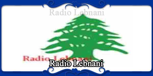 Radio Lebnani