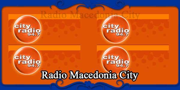 Radio Macedonia City