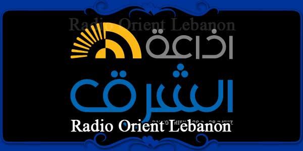 Radio Orient Lebanon