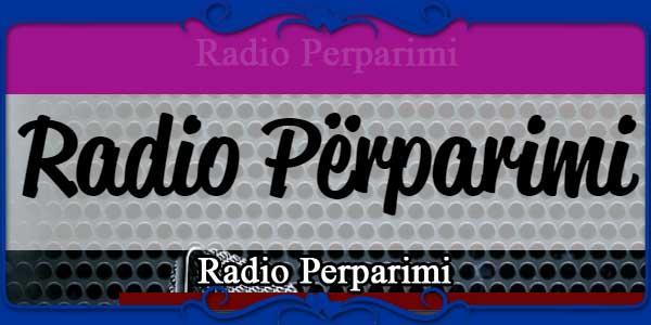 Radio Perparimi