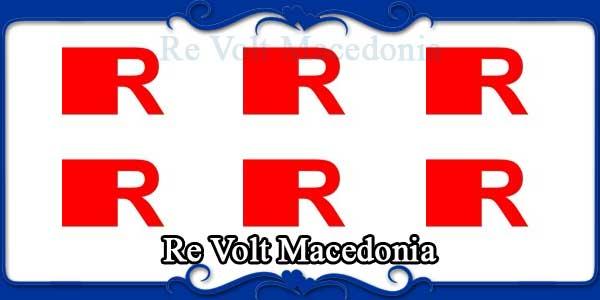 Re Volt Macedonia