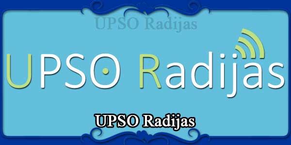 UPSO Radijas