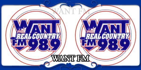WANT FM
