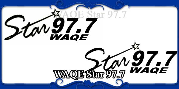 WAQE Star 97.7