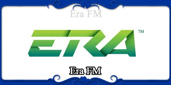 Era FM - FM Radio Stations Live on Internet - Best Online FM Radio Website