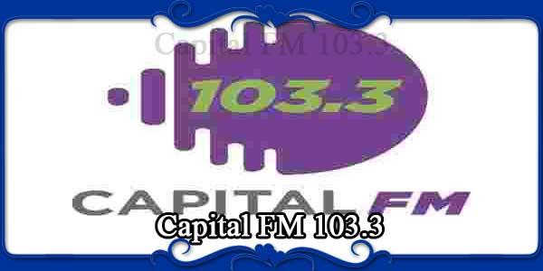 Capital FM 103.3