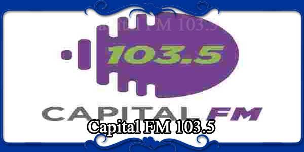 Capital FM 103.5