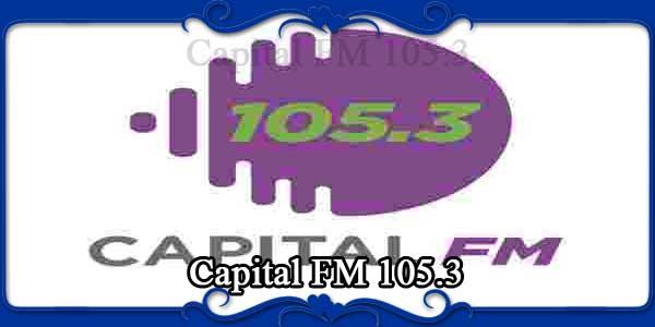 Capital FM 105.3