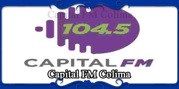 Capital FM Colima