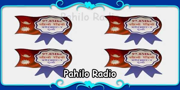 Pahilo Radio