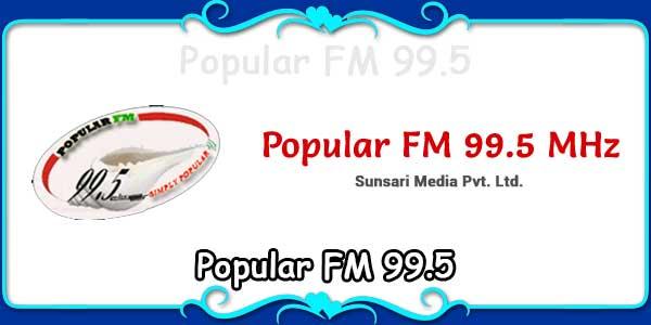 Popular FM 99.5