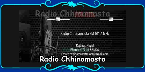 Radio Chhinamasta
