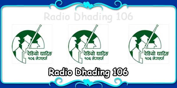 Radio Dhading 106