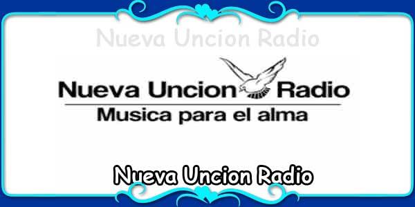 Nueva Uncion Radio