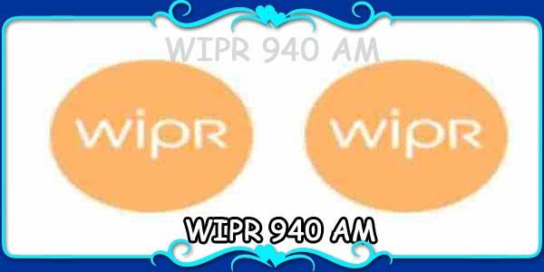 WIPR 940 AM