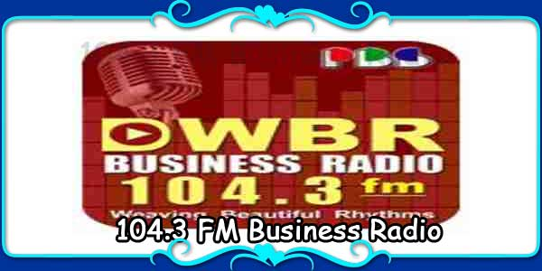104.3 FM Business Radio