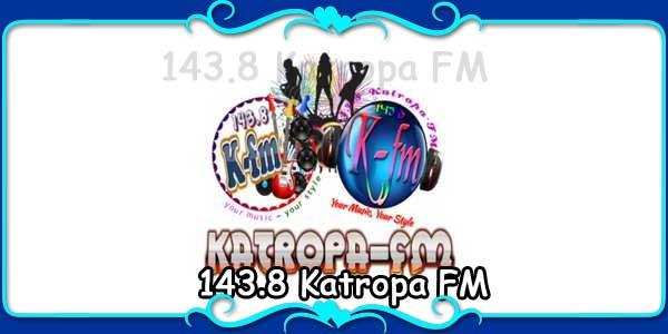 143.8 Katropa FM