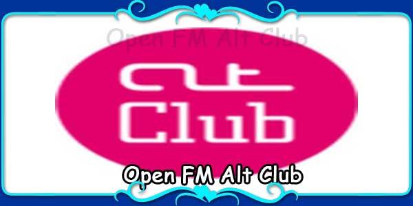 Open FM Alt Club