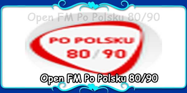 Open FM Po Polsku 8090