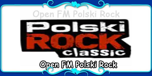 Open FM Polski Rock