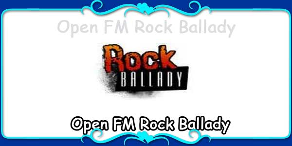 Open FM Rock Ballady