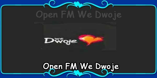 Open FM We Dwoje