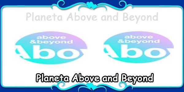 Planeta Above and Beyond