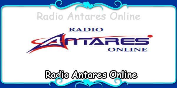 Radio Antares Online