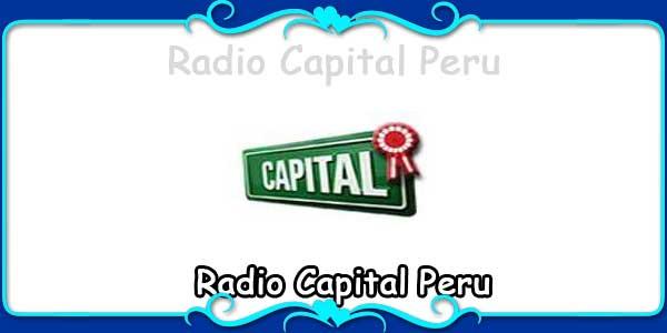 Radio Capital Peru