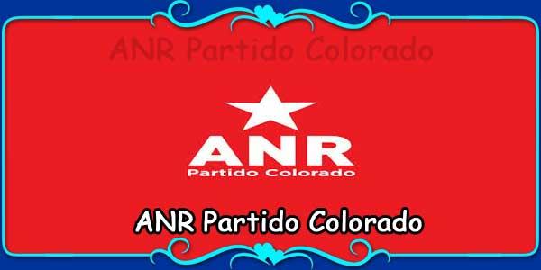 ANR Partido Colorado