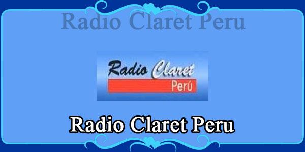 Radio Claret Peru
