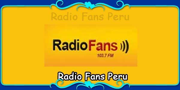 Radio Fans Peru