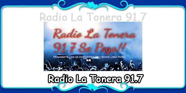 Radio La Tonera 91.7