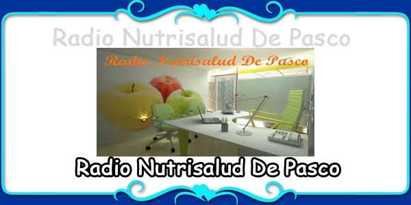 Radio Nutrisalud De Pasco