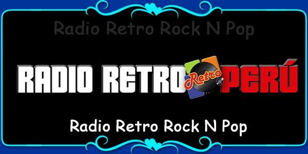 Radio Retro Rock N Pop